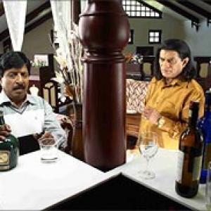 Review: Padmasree Bharat Dr Saroj Kumar is crass