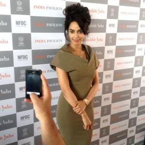 FIRST LOOK: Mallika Sherawat at Cannes