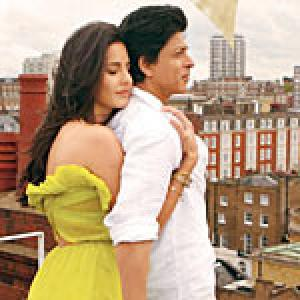 Review: Jab Tak Hai Jaan is all about Shah Rukh Khan