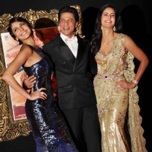 PHOTOS: Stars attend Jab Tak Hai Jaan premiere