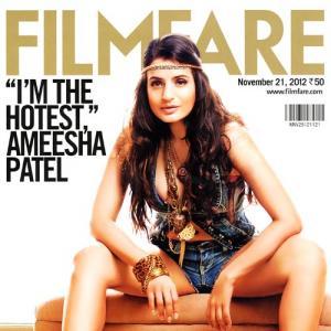 PIX: Ameesha Patel's HOTTEST Magazine Covers