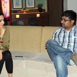 Roja's Madhoo makes her comeback in a Telugu film