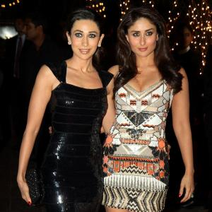 Filmi Family Tree: Which yesteryear actress is Kareena-Karisma related to?