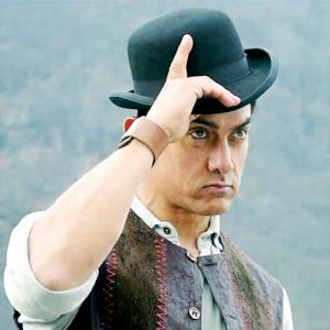 Aamir: It was tough to portray a double role in Dhoom 3