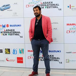 Anurag Kashyap: I don't work in groups; will fight my own battles