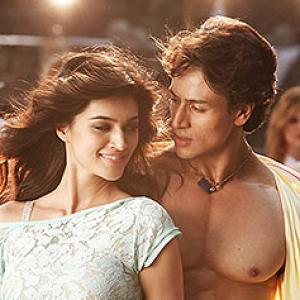 Heropanti Review: Tiger Shroff shows promise in a shoddy launch vehicle
