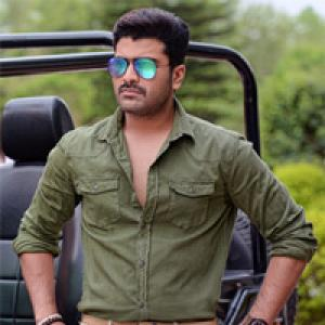 Sharwanand shoots for his 25th film - Rediff com movies