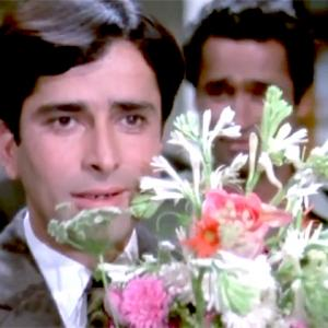 Thank you for that smile, Shashi Kapoor