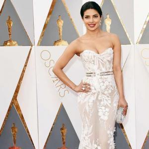 Is Priyanka fashionable? VOTE!