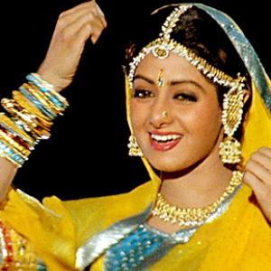 Remembering the BEST of Sridevi
