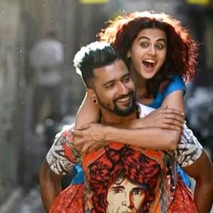 <I>Manmarziyaan</I> promises violent love