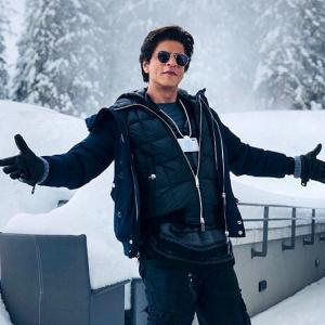 Guess what SRK did on Sunday?