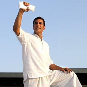 Moneyspinners: Akshay's social causes on screen