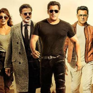 <I>Race 3</I> review: Sorry Bhai fans, this one's a big zero!