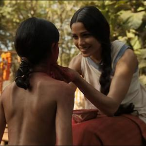 Coming in October: Freida Pinto in <em>Mowgli</em>