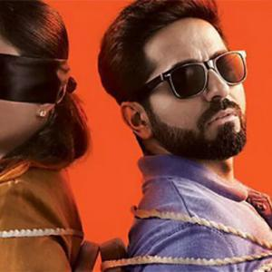 <em>Andhadhun</em> Review: The most fun you'll have in a movie theatre this year