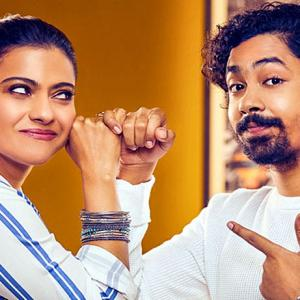 <em>Helicopter Eela</em> Review: Kajol disappoints, Riddhi shines