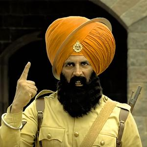 Review: Akshay and Action are <I>Kesari</I>'s strengths