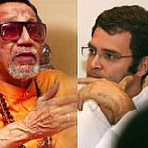 Mumbai is no <I>dharamshala</I>: Bal Thackeray