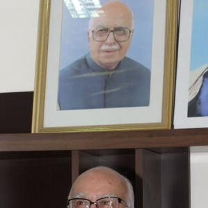 L K Advani on the Emergency