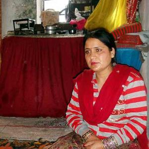 Kashmiri Pandits: A House for Mr and Mrs Raina - Rediff com