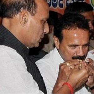 With Yeddyurappa and Reddy out, BJP is now clean: Gowda