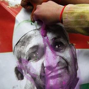 Anna Hazare's movement: A case study in management