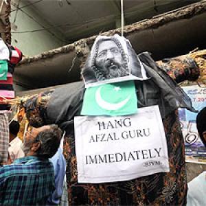 Afzal Guru awaits his fate, Azhar plots next attack