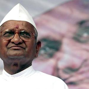 Lokpal Bill WILL BE passed by Parliament: Hazare