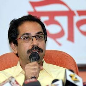 Country's rulers 'butchers', they save animals and kill humans: Sena