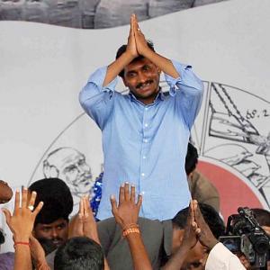 The Andhra battle: It's Jagan vs TDP! Cong to take backseat?