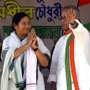 How Pranab-da solved the Mamata riddle!