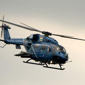 CBI books Brigadier in another helicopter scam