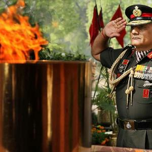 India's MOST controversial Army chief retires today