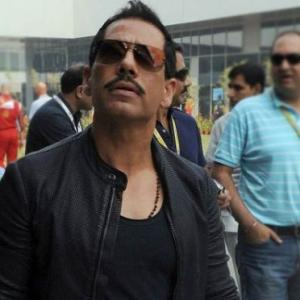 Vadra's interim protection from arrest extended till March 25