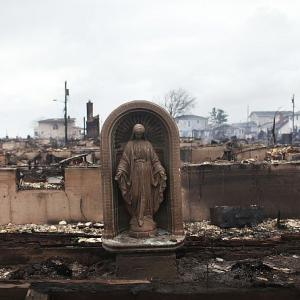 PHOTOS: Superstorm Sandy leaves 50 dead, 6.5 mn powerless