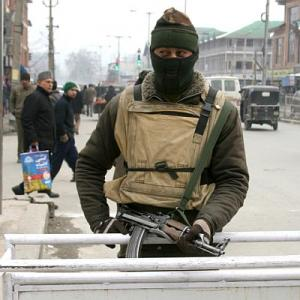 PHOTOS: Kashmir gears up for Republic Day