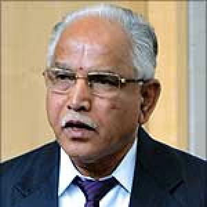 'Betrayal' by close aides left Yeddyurappa in tears