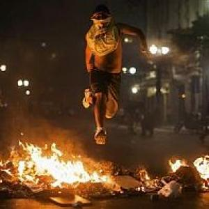 Brazil's unusual protests -- and larger lessons from it