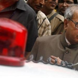 Don't allow terrorists to use your land: Pranab to Pakistan