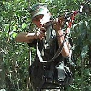 Manipur militants agree to talk - Rediff com India News