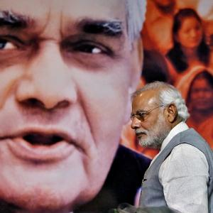 In life and death, Vajpayee's influence looms large over BJP