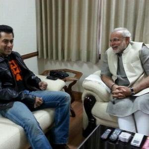 'Dabbang 3: Starring Salman Khan and Narendra Modi!'