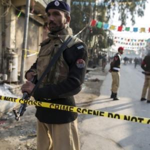Taliban suicide attack near Sharif's residence kills 10