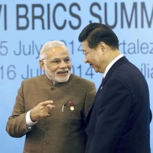 Modi-Xi summit as significant as Rajiv-Deng meet: Chinese media