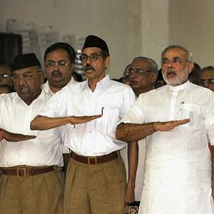 RSS asks BJP to set aside ideological, religious differences