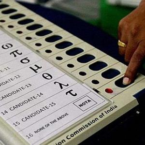 NOTA cannot be permitted in Rajya Sabha polls: SC