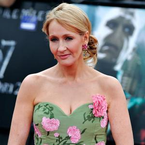 Revealed! Harry Potter author J K Rowling's writing style