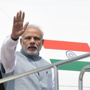 Modi to inaugurate world's 2nd biggest dam on his birthday tomorrow