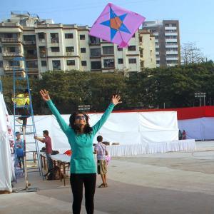 Kite runners, this Sankranti